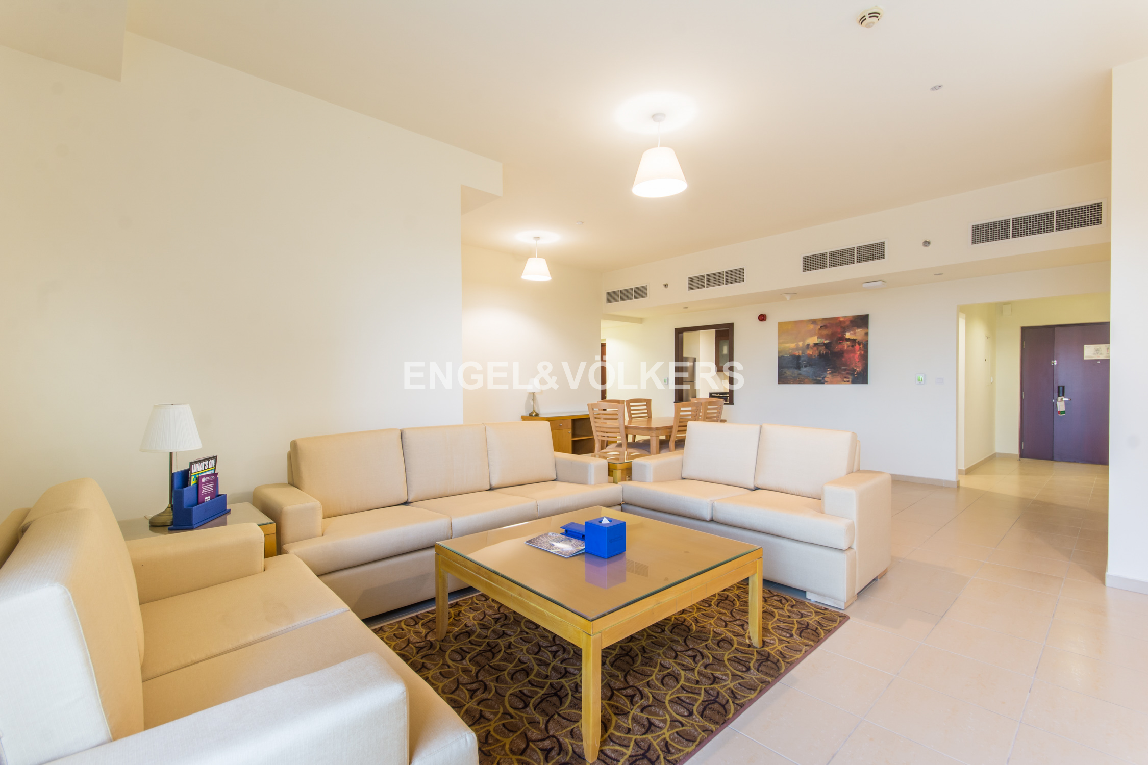 3 bedroom fully furnished apartment for rent on jbr for Furnished room