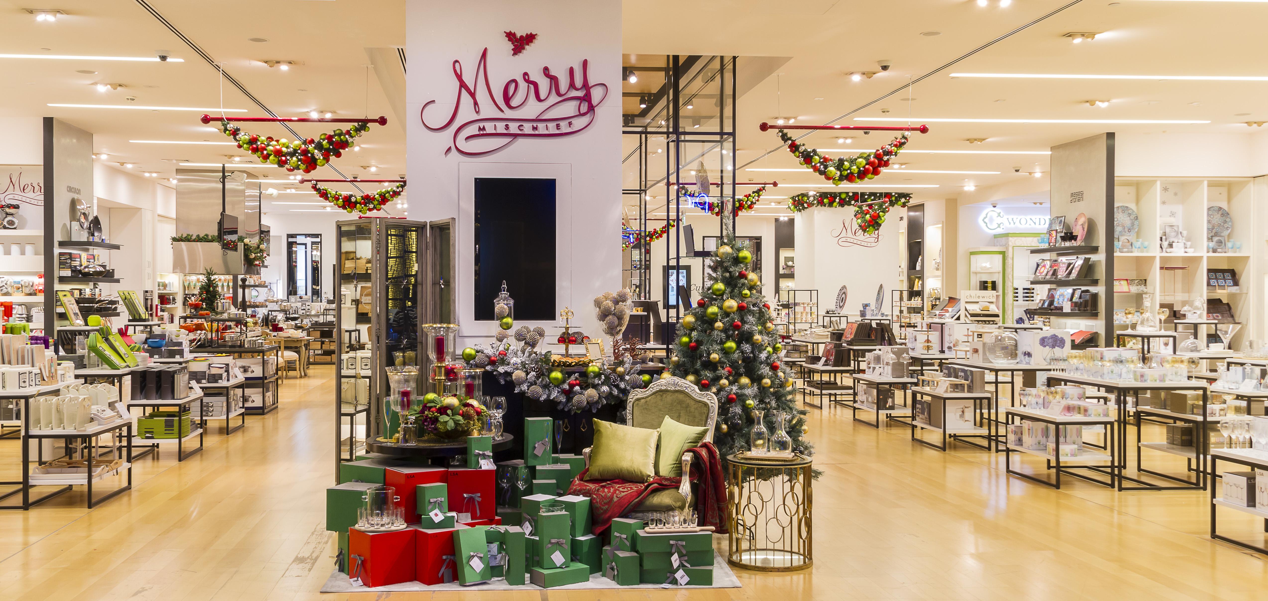 Merry Mischief at Bloomingdale's - Dubai