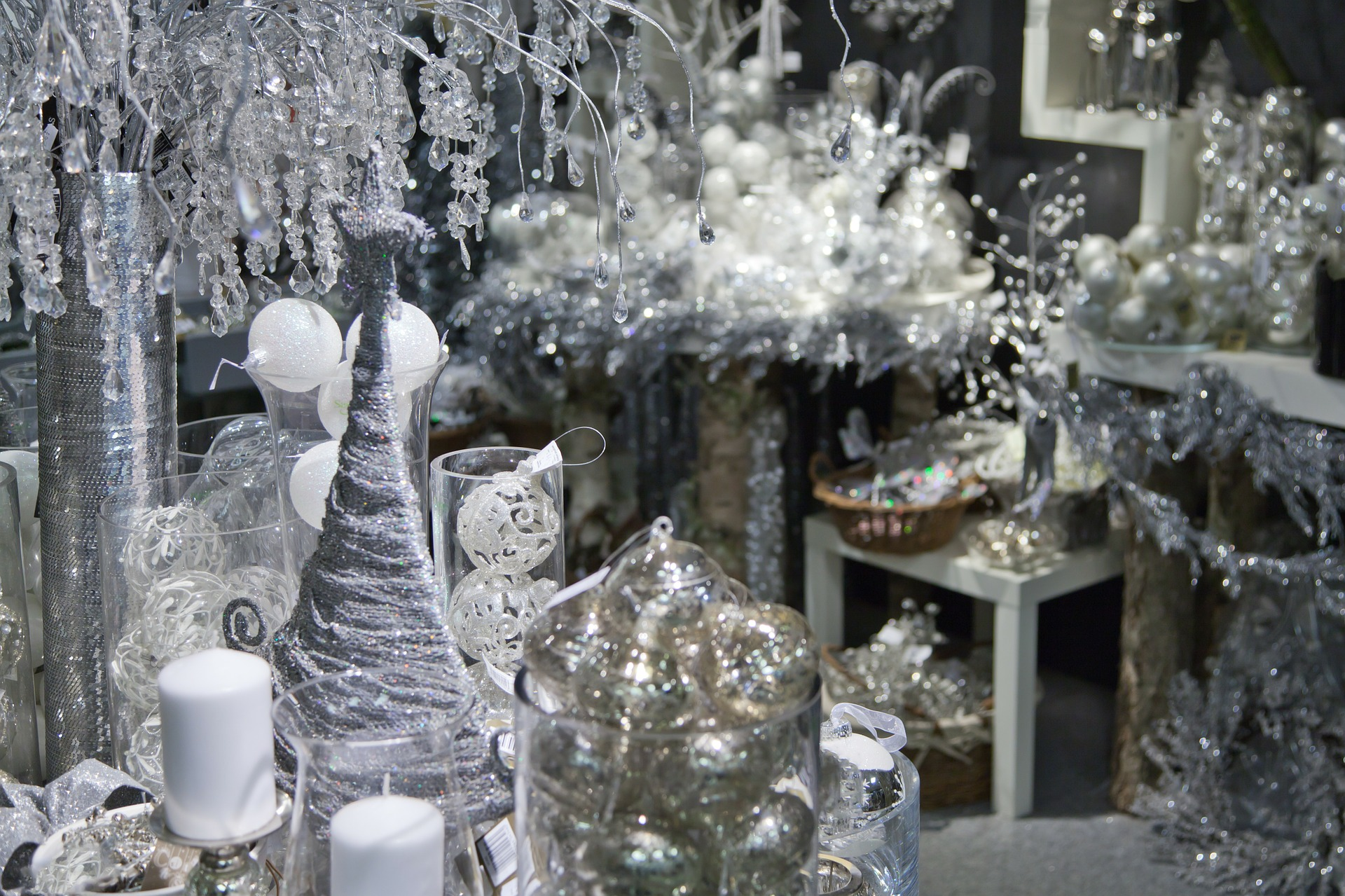 winter wonderland - Winter Wonderland Christmas Decorating Ideas