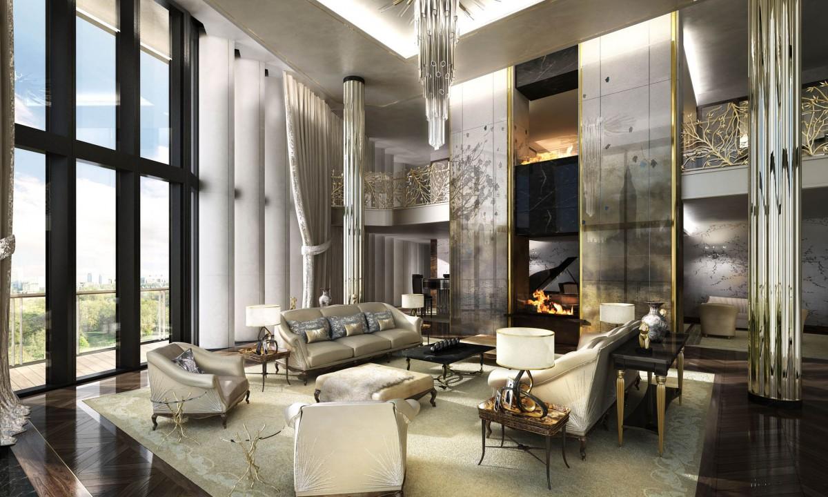 Hyde Park Penthouse, London - $237 million