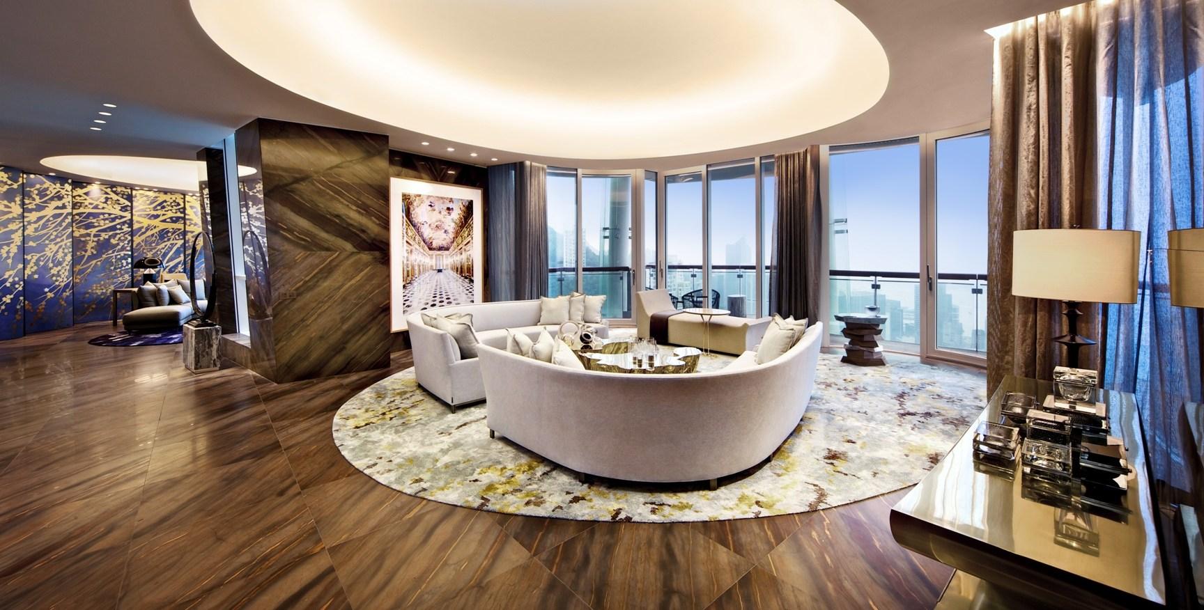 Opus Apartment Penthouse, Hong Kong - $60 million