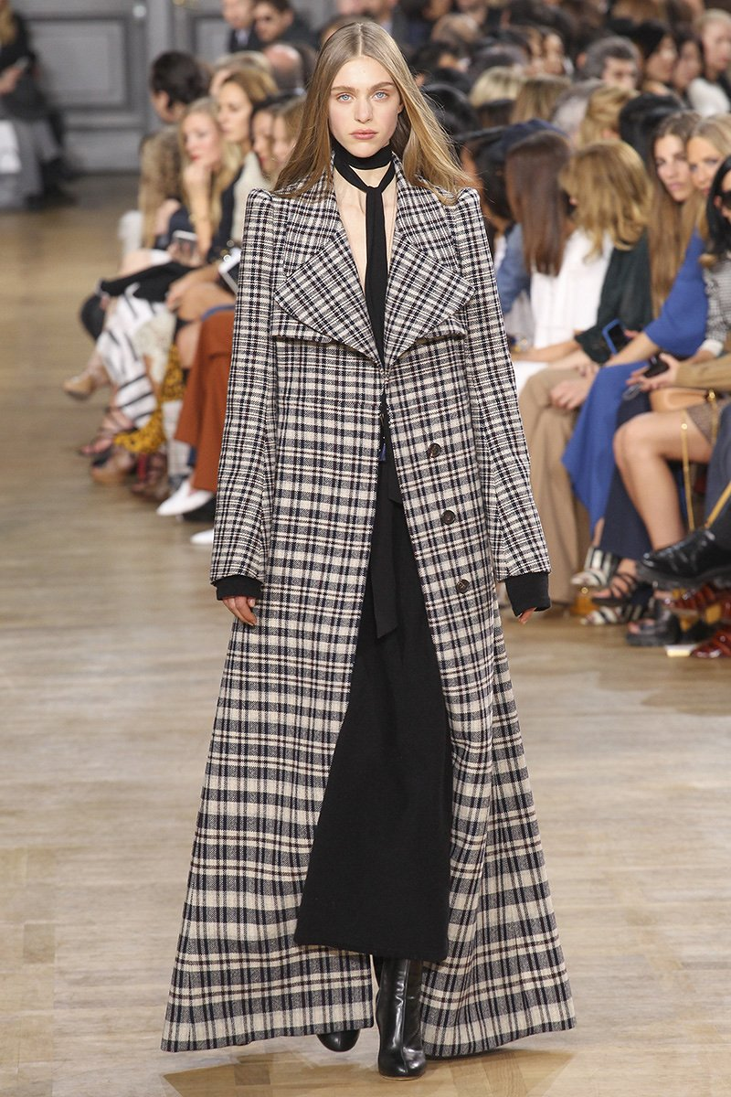 The Floor-Duster Coat