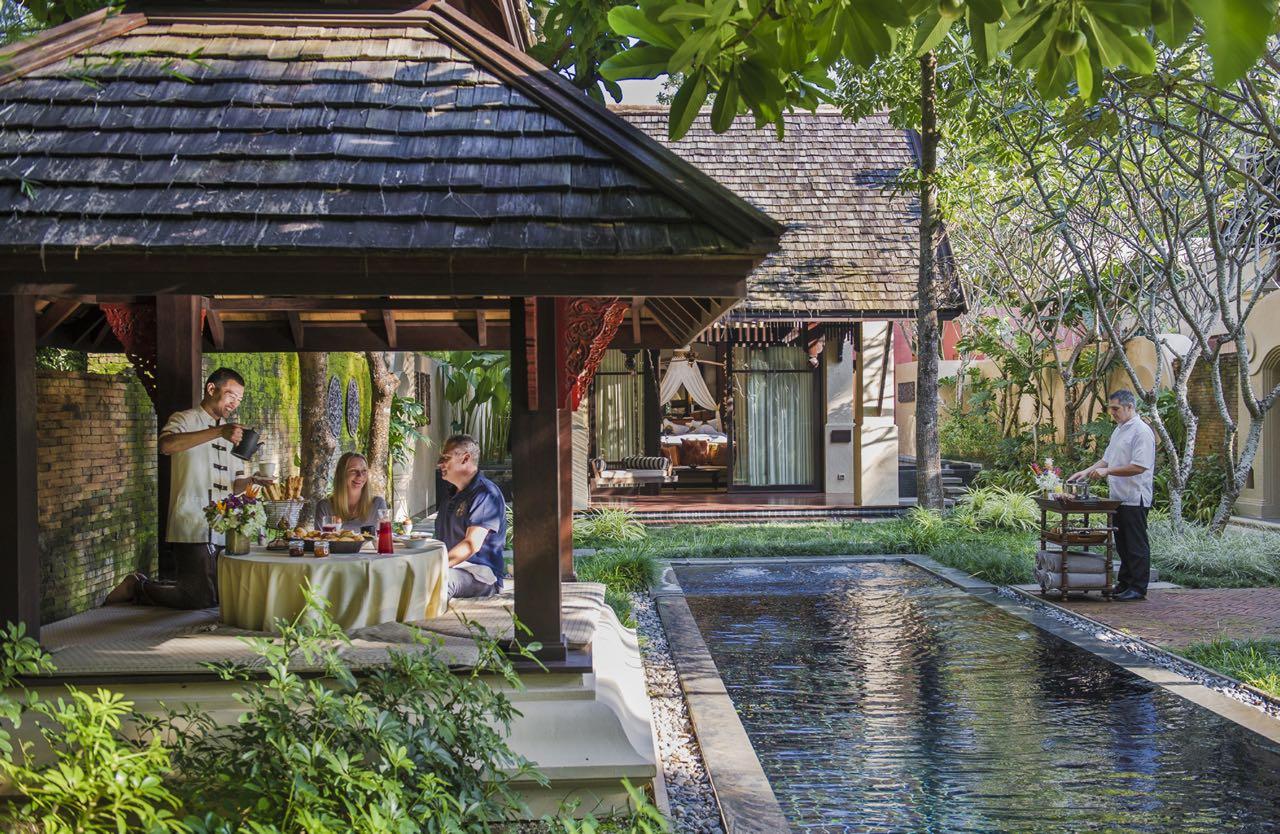 Four Seasons Resort Chiang Mai Pool Villa