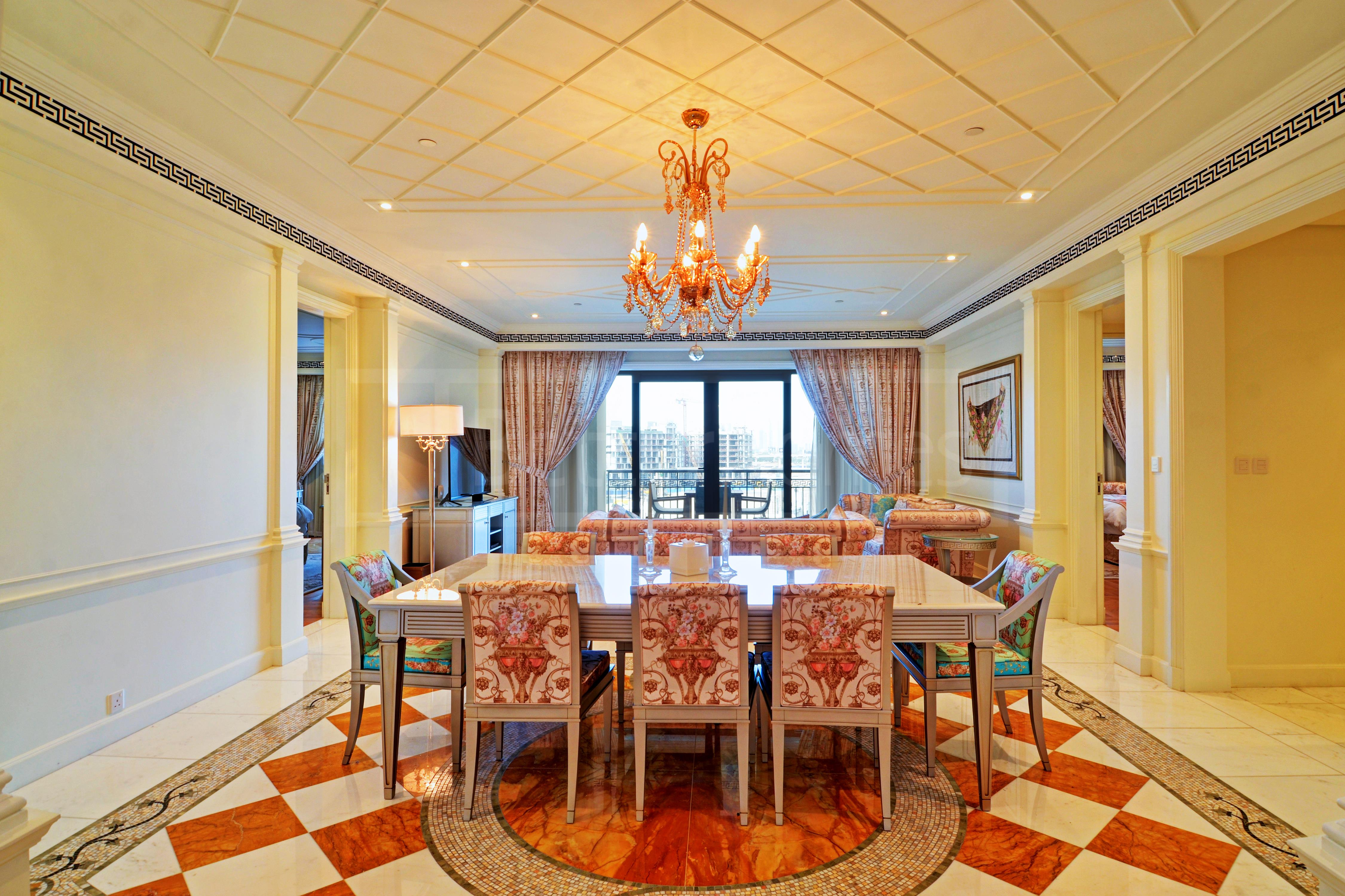 Palazzo Versace Living Room