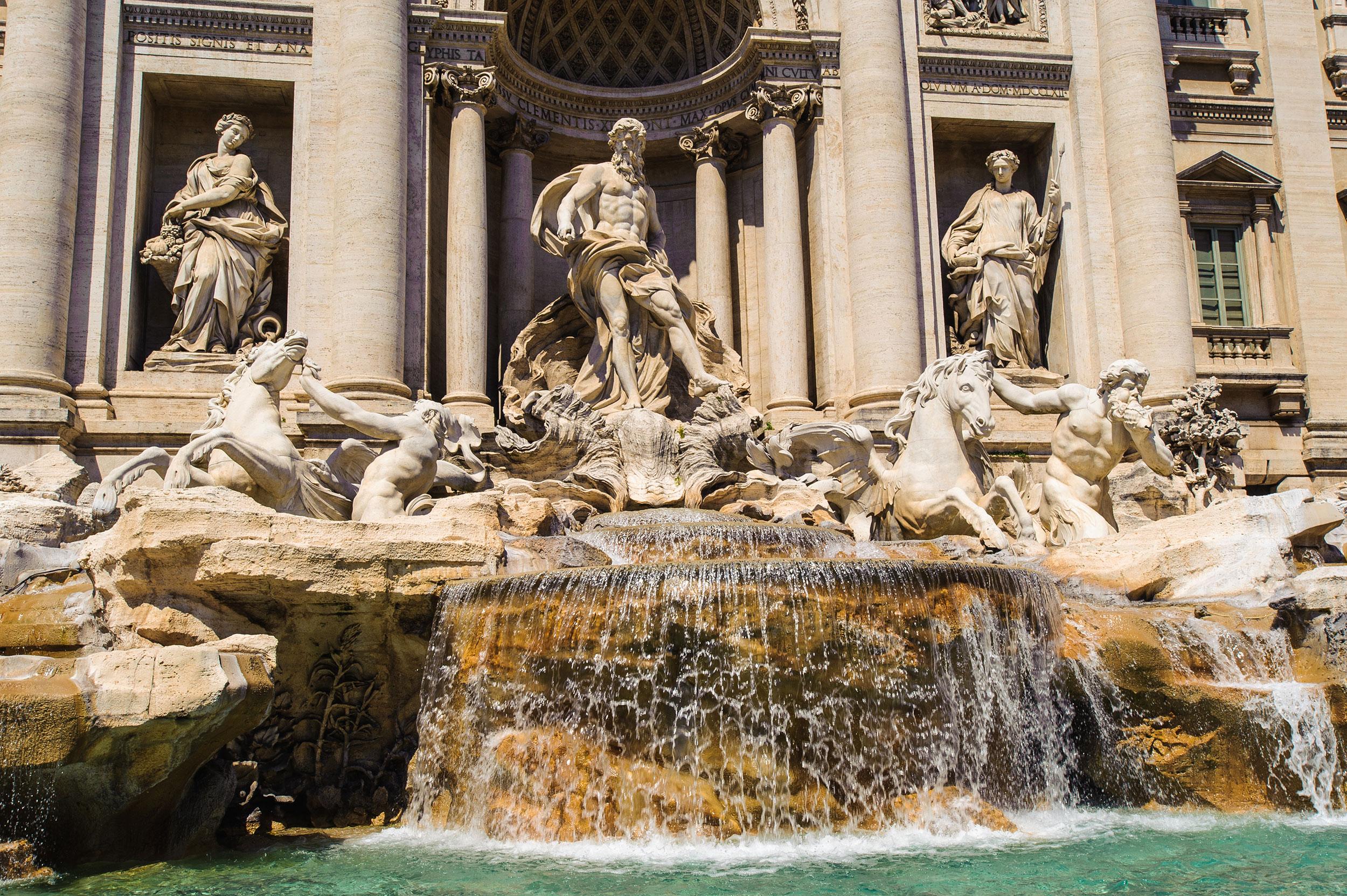 Trevi-Rome