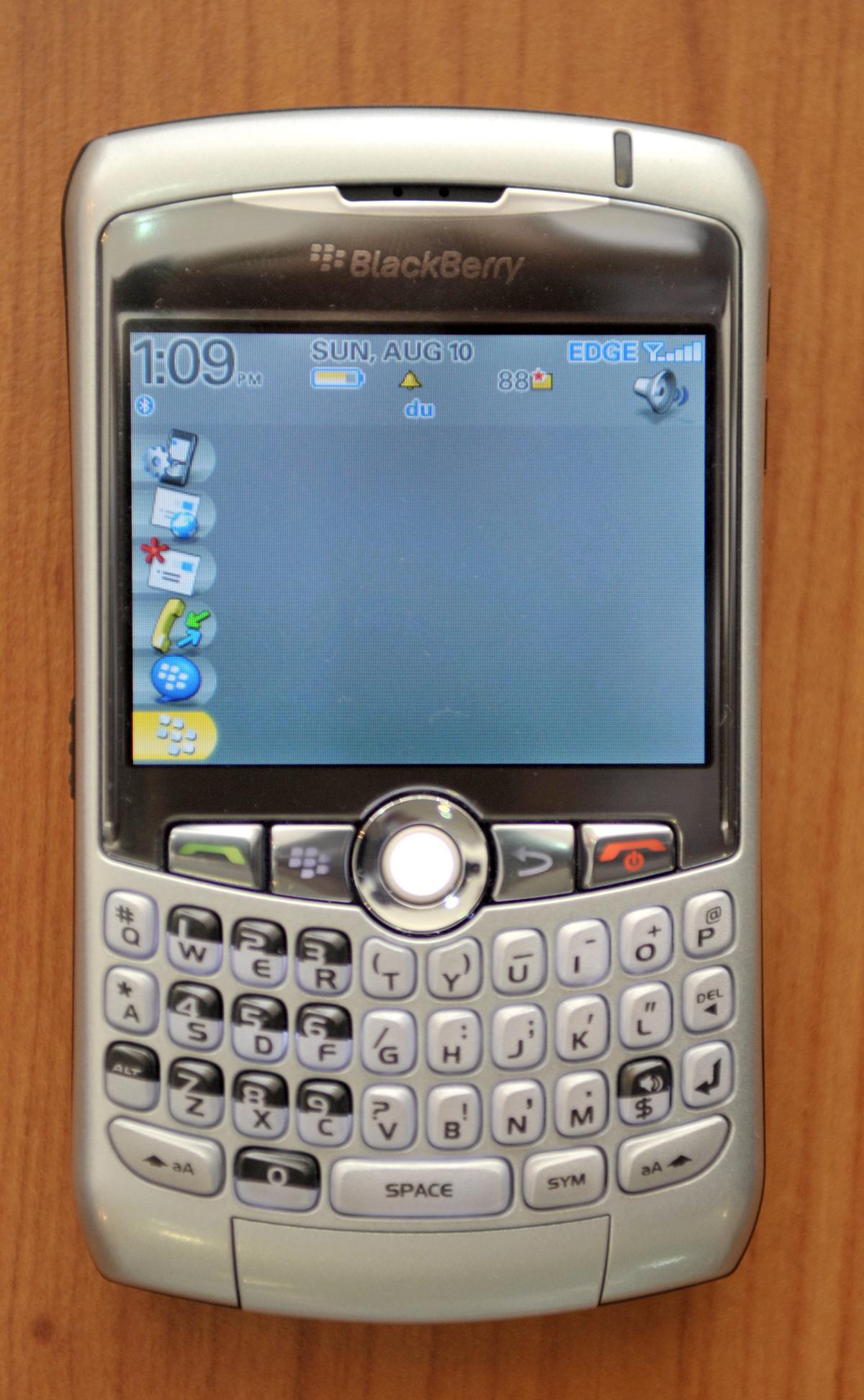 Du business plan blackberry
