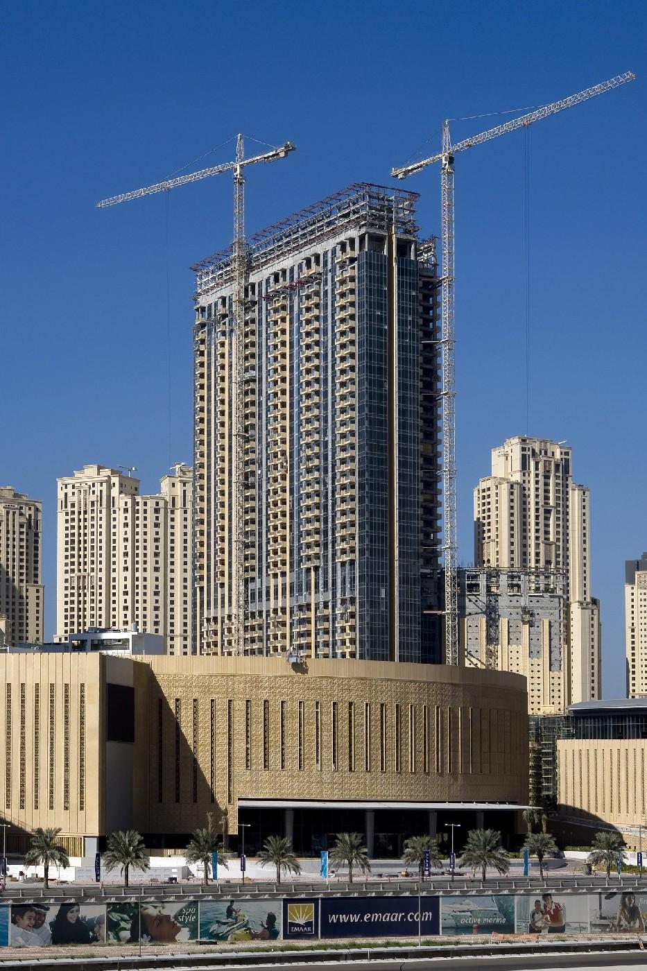 Dubai Marina Mall To House 160 Retailers Dubai Chronicle