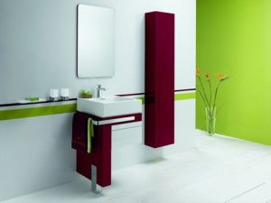 Fururistc Bathroom