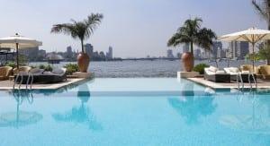 Egypt Sofitel El Gezirah Pool