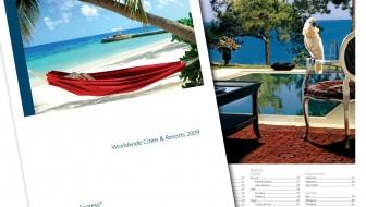 Kanoo Travel - American Express Vacations - brochure