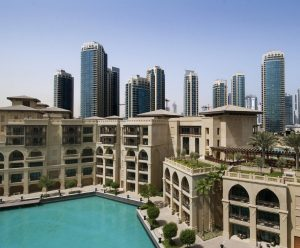 The Old Town Island at Downtown Burj Dubai
