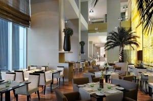Na3Na3 Arabic Restaurant at The Address Dubai Mall