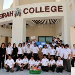 Jumeirah College collect books for students in Afghanistan