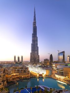 Burj Dubai to welcome first residents from Feb 2010 onwards
