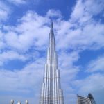 Burj Khalifa – World's Fourth Tallest Building?
