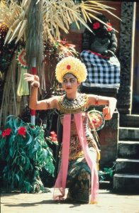 Indonesia - Cultural performance