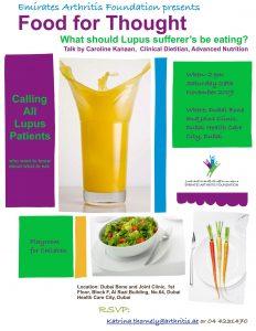 Lupus Nutrition