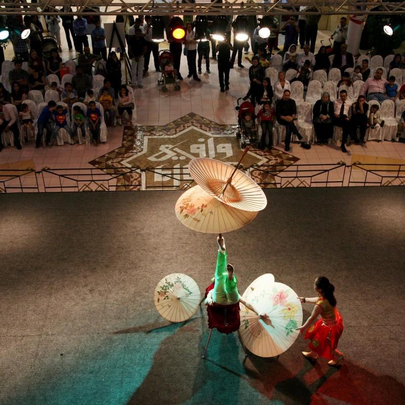 Asian show ground festival 3
