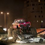 Monster Truck at Dubai Festival City awes spectators