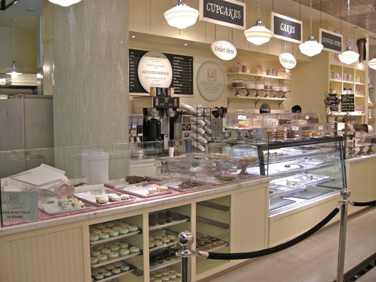 Dubai's magnolia bakery focuses on cupcakes takeaways