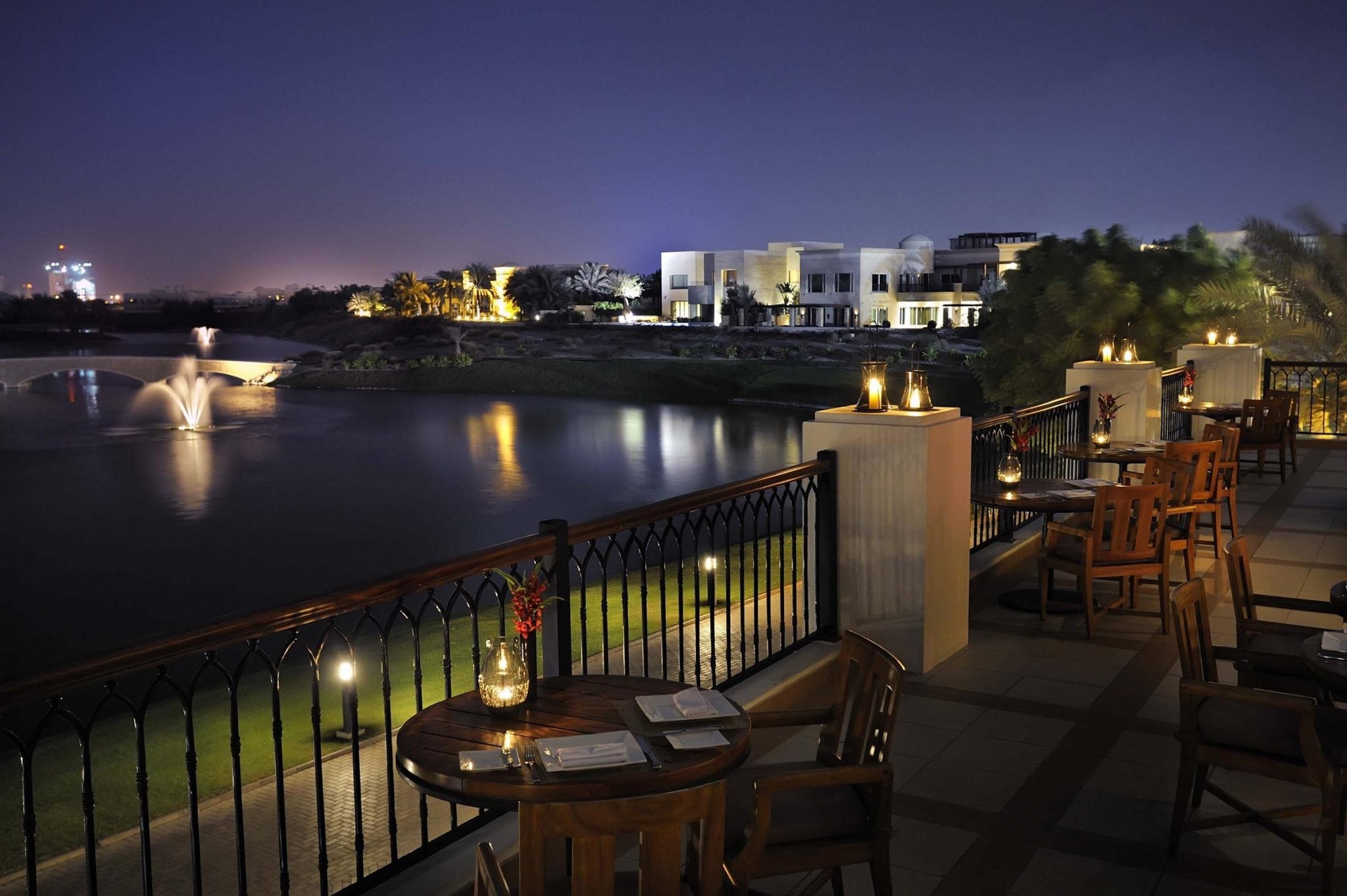 Nineteen at the address montgomerie dubai oozes new for The terrace address