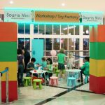 Toy making is child's play at Arabian Center