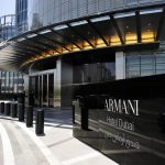 New Year's Eve 2011 at Armani Hotel Dubai