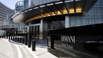 Armani Hotel Dubai-Entrance