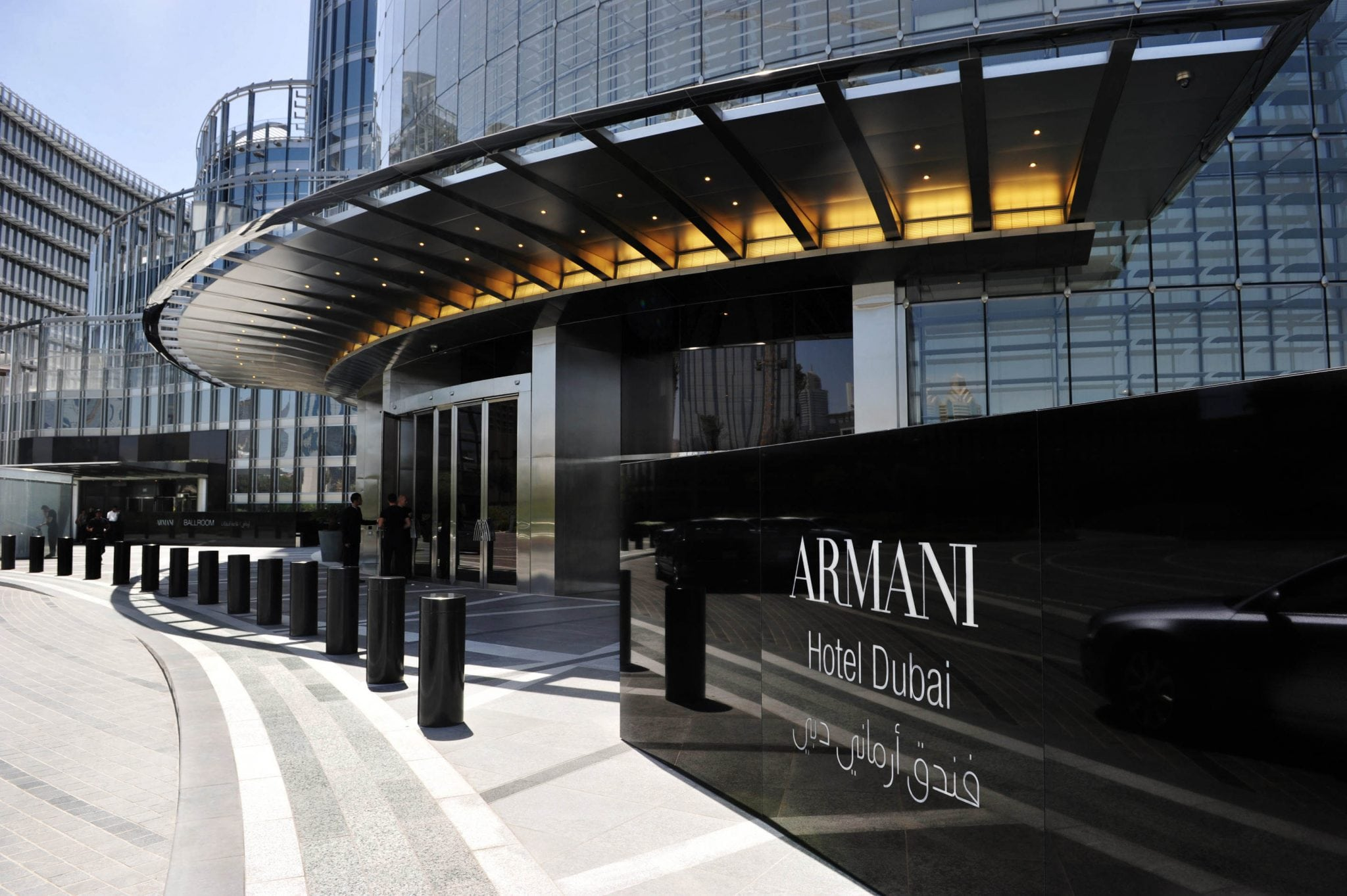 New Year S Eve 2010 At Armani Hotel Dubai
