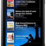 Amazon offers Kindle apps for the iPhone, iPod touch, iPad, Mac, PC, BlackBerry and, soon, Android