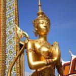 Thailand - Wat Phra Kaeo-02, Bangkok, Thailand