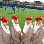 Emirates cabin crew discover longer term legacy of the FIFA World Cup