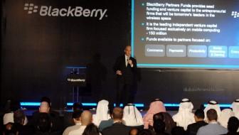 Jim Balsillie of Blackberry at GITEX