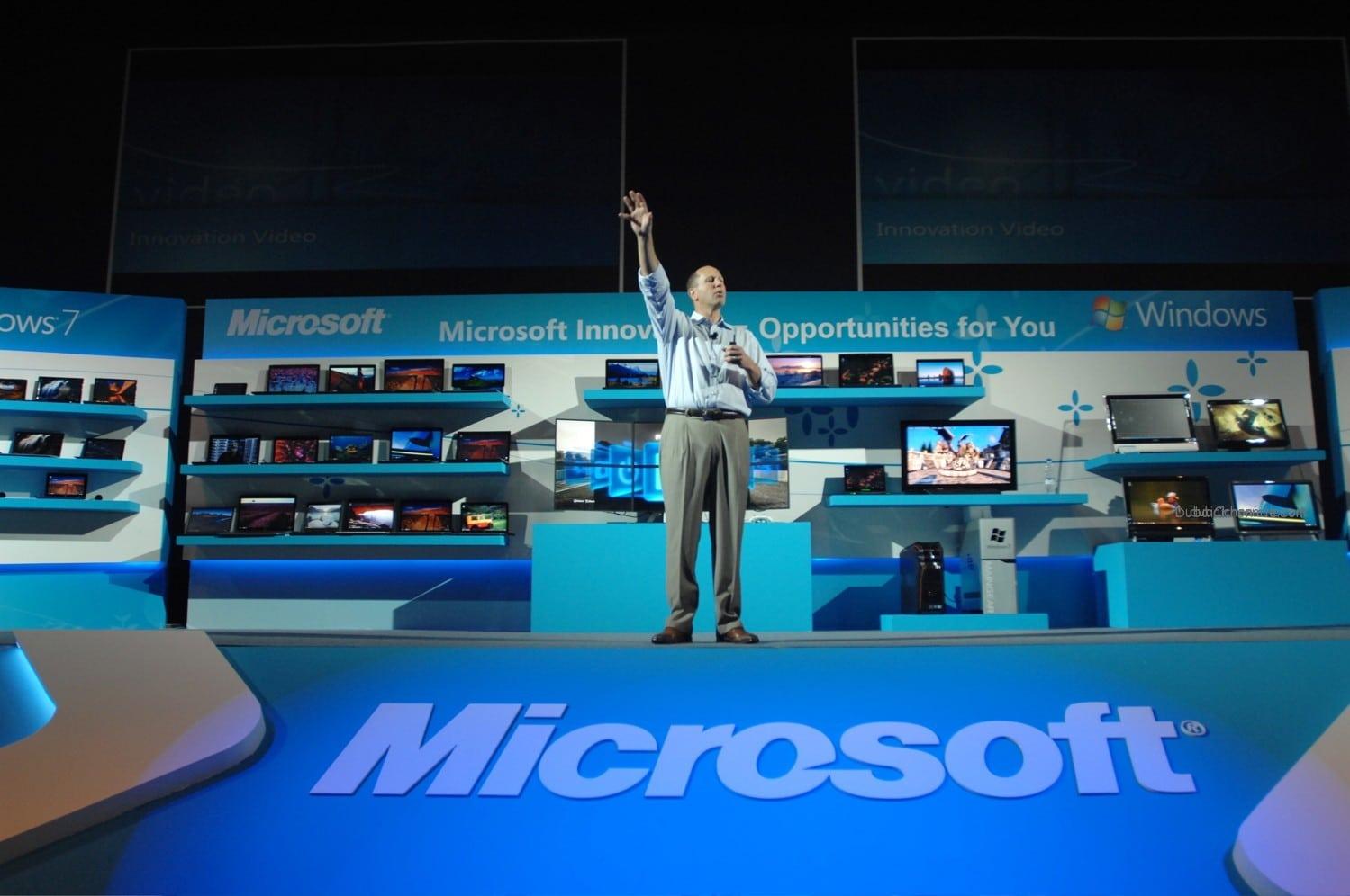 Steven Guggenheimer of Microsoft