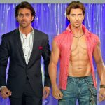 Bollywood Superstar Hrithik Roshan Wax Figure at Madame Tussauds