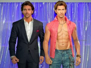 Hrithik Roshan unveils Wax Figure at Madame Tussauds