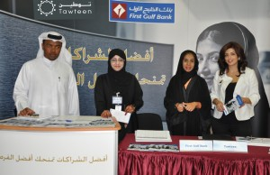 FGB team during the Employment Expo
