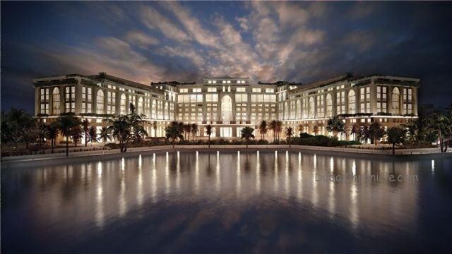 Palazzo Versace Dubai - Best PV night
