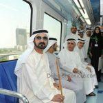 Sheikh Mohammed to inaugurate Dubai Metro Green Line