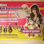 Kim Kardashian coming to launch 'Millions of Milkshakes' in Dubai Mall