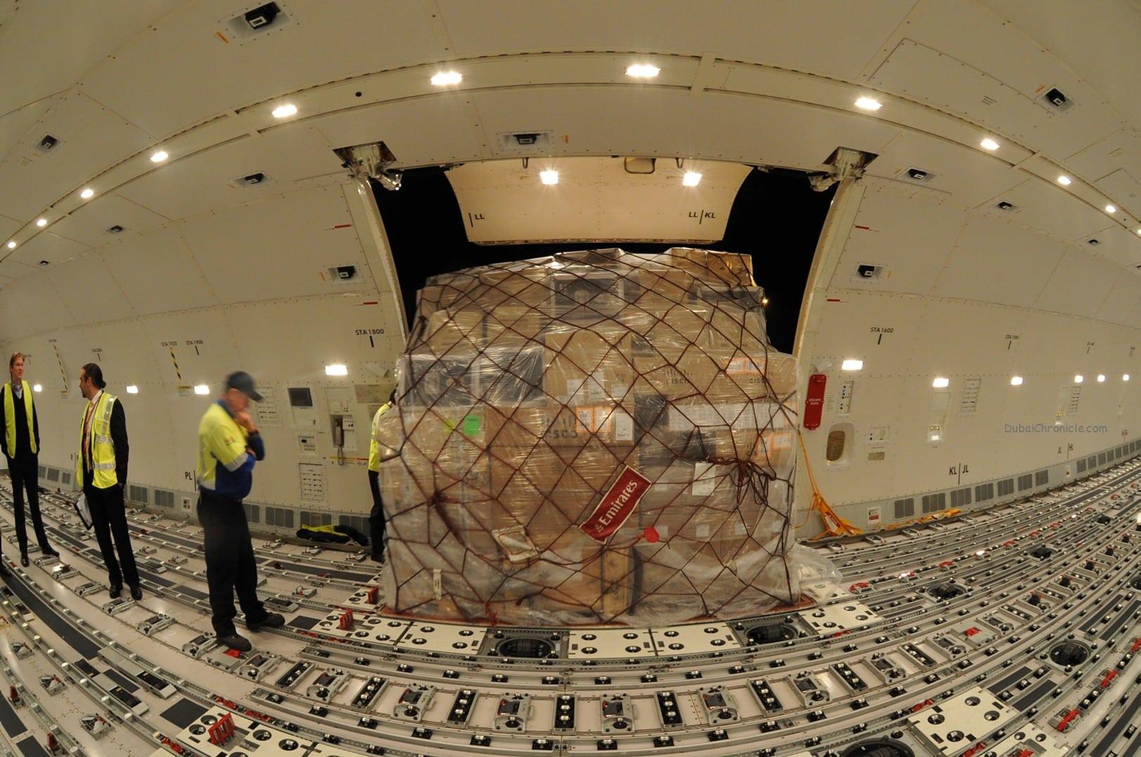 Emirates SkyCargo Celebrates Start of New Freighter Service - SYDF3