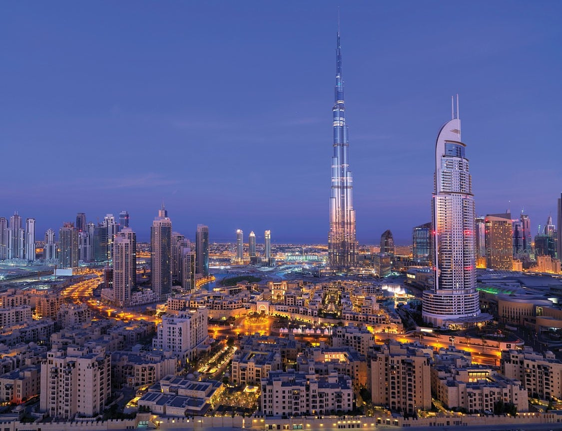 The best luxury hotel of the year goes to dubai 39 s for The top hotels in dubai