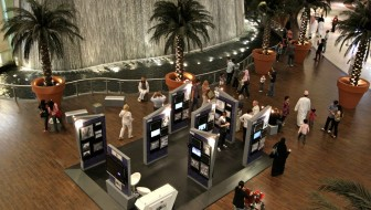 UAE National Day celebrations at The Dubai Mall 2
