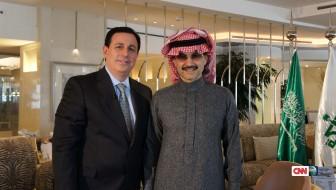 Prince Alwaleed Bin Talal John Defterios SONY DSC