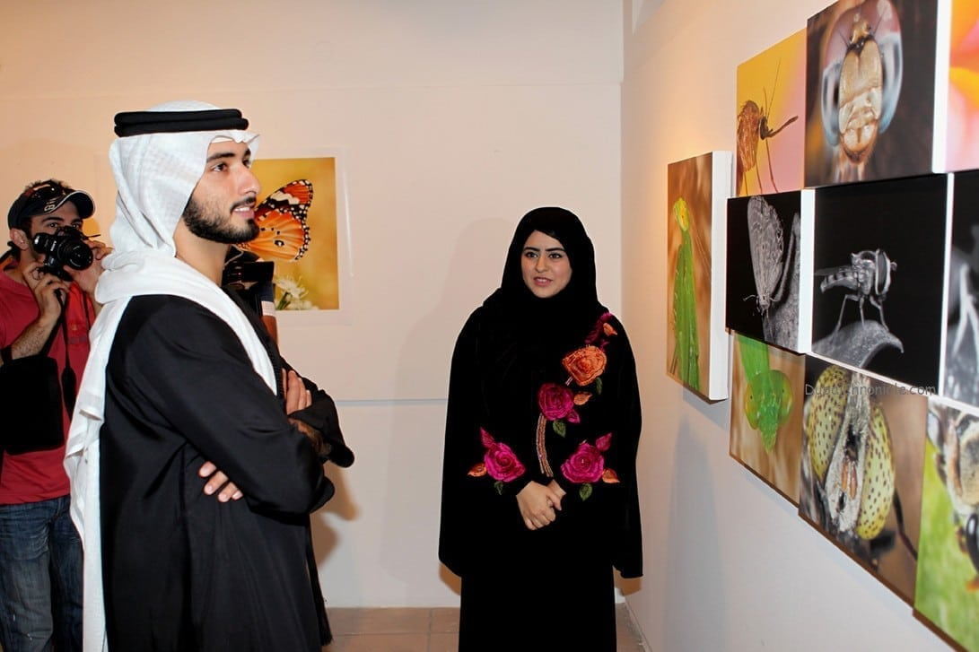 HH Sheikh Majid at SIKKA 2011 (1)
