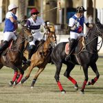 Zedan Polo, Abu Dhabi fight for Polo Silver Cup 2012