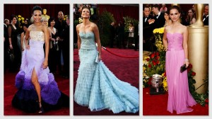 Oscars Red Carpet Gowns