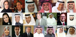 1 - Top 100 influential Arabs 2012