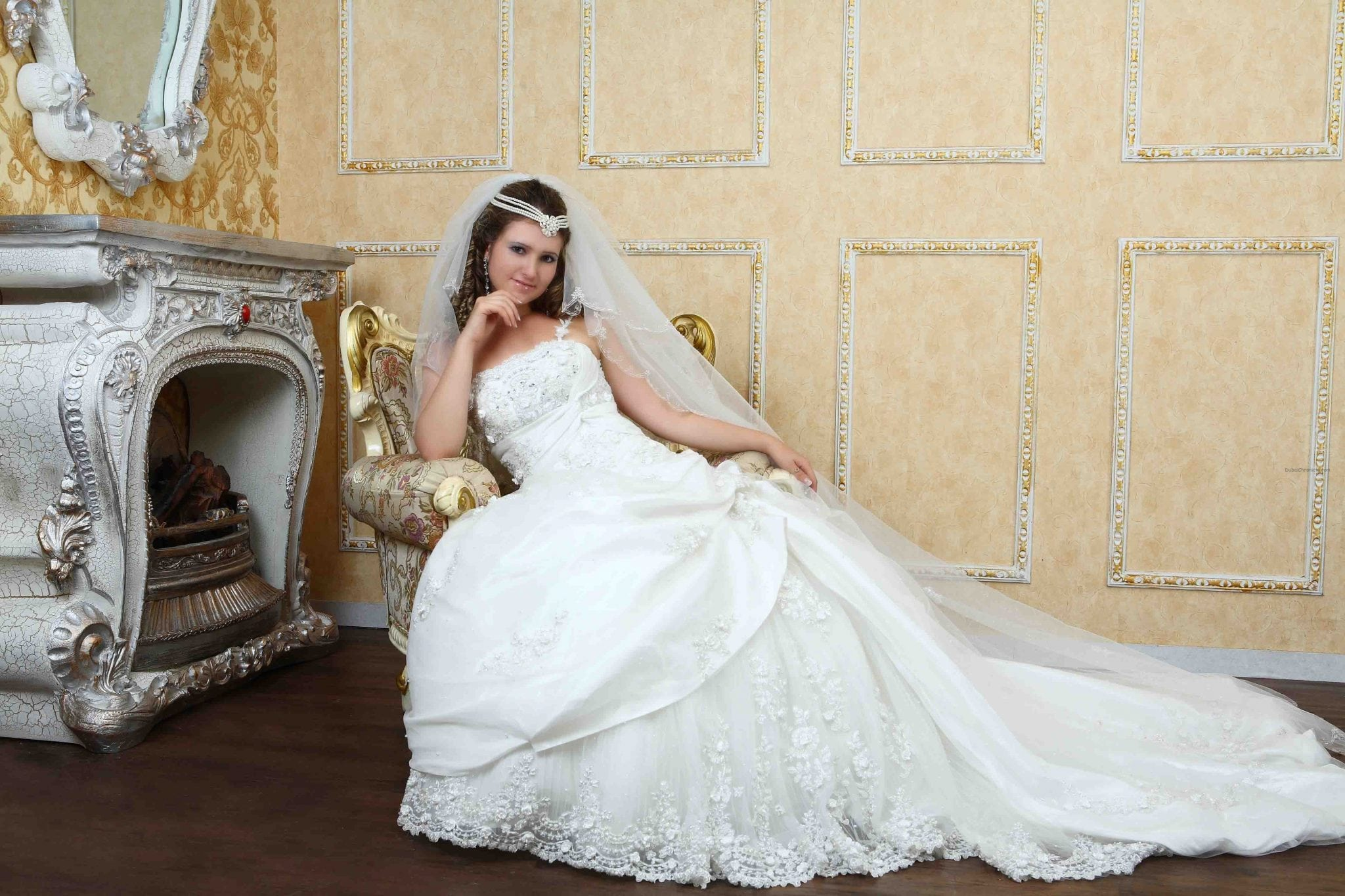 Wedding Dresses In Dubai Shops - Overlay Wedding Dresses