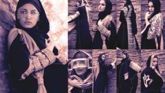 Abaya Designs by Naghmeh Kumarsi